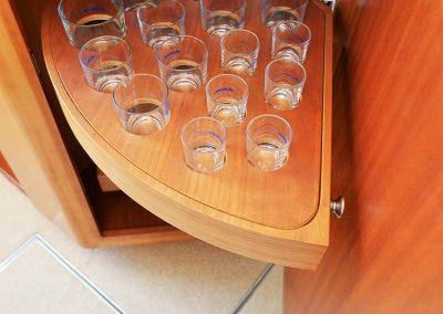 Linssen Yacht 34HT Gläsersatz