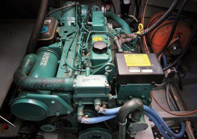 Linssen Yacht 34HT Motor