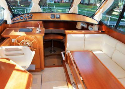 Linssen Yacht 34HT Salon