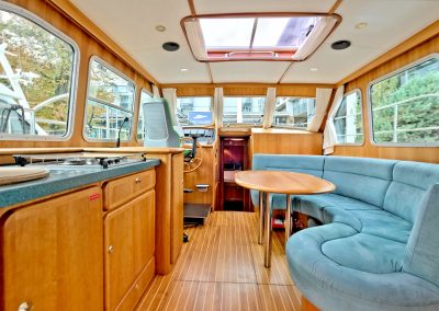 Linssen Grand Sturdy 380 Sedan Pollux Salon