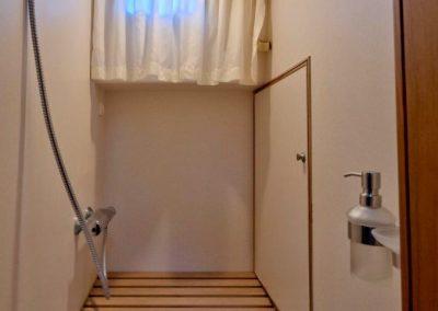 GrandSturdy 409 AC Vorderkabine Dusche