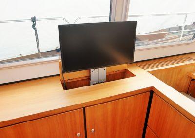 linssen grand strurdy 410 variotop TV-Lift
